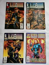 Black Widow #1-3+Web of Intrigue 1999 Marvel Knights Vf/Nm 9.0 1st Yelena Belova