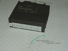 SIEMENS 6ES7 322-1BF01-0AA0  OUTPUT MODULE DIGITAL 8POINT 24VDC 2AMP 20PIN