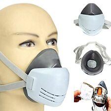 Anti-Dust Respirator Gas Mask fr Welder Welding Filter Paint Spraying Gas Mask A