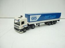 1:50 TEKNO  DAF 95 SPACE CAB / DAF TRUCKS TRAILER NICE MODEL