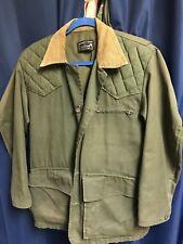 Vintage Browning Upland Hunting Jacket - Green