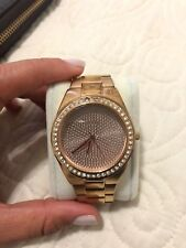 Guess Rose Gold Watch