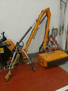 Wessex T430d Hedge Cutter, compact tractor, Electronic controls,