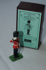 William Britain Cat No 00137 S. W. Adderley Sgt Major Scots Guards