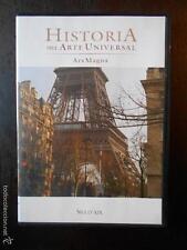 DVD SIGLO XIX - HISTORIA DEL ARTE UNIVERSAL IX - ARS MAGNA (5I)