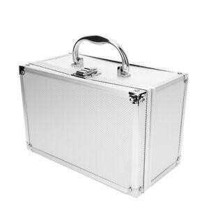 Resistente valigetta porta attrezzi in alluminio fiere per uso personale
