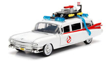 1:24 GHOSTBUSTERS ECTO-1 Hollywood Rides - Jada Diecast #99731