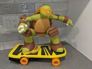 TEENAGE MUTANT NINJA TURTLES RC Mikey Skateboard Michelangelo TMNT *Figure Only*