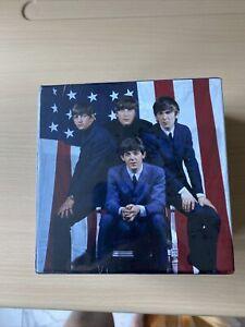 The  Beatles in mono /Stereo cd box set Is Sealed  13 Original U.S Album's