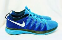 NIKE FLYKNIT LUNAR 2 MENS RUNNING TRAINING SHOES SIZE 42 OR 8.5 US (9.5 Womens)