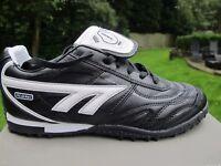 Hi-Tec Mens pro series astro turf Football Boots   uk 7  8   - Black - BNIB