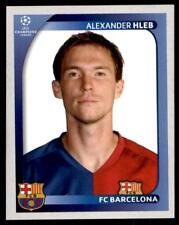 Panini Champions League 2008-2009 - FC Barcelona Alexander Hleb No.105