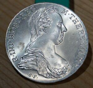 Maria Theresientaler Silber