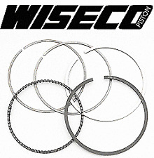 WISECO PISTON RINGS 83MM RING SET - 8300XX