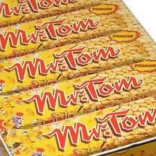 36 Bars Mr Tom Peanut Brittle Retro Sweets Mr.Tom Pack Of 36 Bars