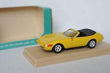 Rio 1/43 - Ferrari 365 GTS 4 Spyder Jaune
