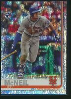2019 Topps Foilboard Parallel #281 Jeff McNeil RC New York Mets 091/162