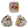 2020-2021 Tampa Bay Buccaneers Championship Ring Fan Version Size 8-13. Rare