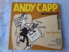 ANDY CAPP EDITORIALE CORNO COMICS-BOX ANDY CAPP AUTUNNO SBRONZA N°12 AGOSTO 1971