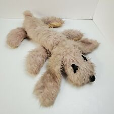 Antique Mohair Dog Stuffed Animal 22 Inches