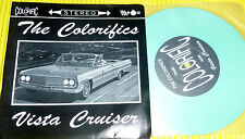The Colorifics - Vista Cruiser & Lovely Waltz / 1996 Private Press, Green Wax 7""