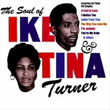 The Soul of Ike & Tina Turner by Ike & Tina Turner (Vinyl, Feb-2013, Rumble Records)