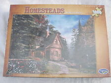 Homesteads WOODLAND HAVEN by Dominic Davison -  Holdson 1000 piece puzzle NEW
