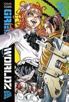 Green Worldz 3 - CrossCult - Manga - NEUWARE -