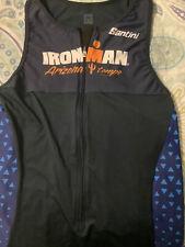 Ironman Arizona Triathlon Top Santini Large