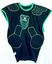 Gilbert iRB Rugby Training Body Armour Gear Size XXL With Lifting Pads