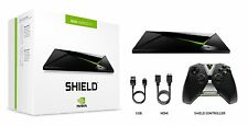 NEW NVIDIA SHIELD 16GB Console with 2015 Controller Bundle HDMI Android
