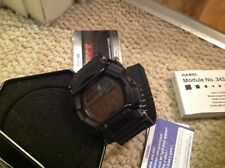 Casio black G-Shock Mens Watch Model GD-400MD-1ER Module no. 3434