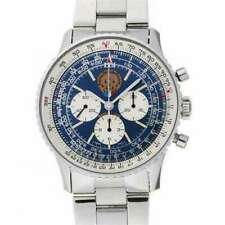 Free Shipping Pre-owned BREITLING A11021 Old Navitimer Patreille de France