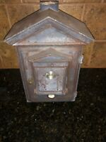 Antique Vintage Fire Alarm Station The Gamewell Co Newton MA88