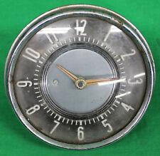 Original 1948 Jaeger Watch Co. Automobile Car Clock