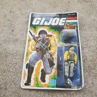 Vintage GI Joe Figure MOC unpunched 1988 Python Patrol Crimson Guard SEALED