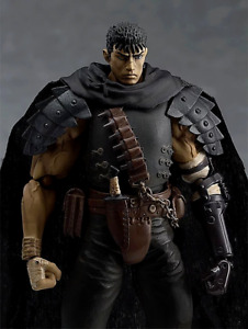 Berserk Guts Black Swordsman Action Figure