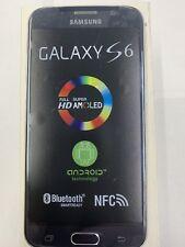 Samsung Galaxy S6 SM-G920A - 32GB - Black Sapphire (AT&T) Unlocked Smartphone