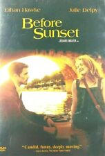 Before Sunset A Richard Linklater Ethan Hawke Julie Delpy Dvd Disc Only #M136