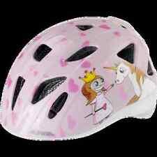 Alpina Ximo Flash Children Bicycle Helmet S 47-51 Cm With Light Princess