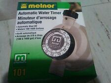 meinor automatic  Water timer 101 new