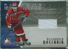 Alexander Ovechkin 2005-06 ITG Phenoms Game-Used Jersey Capitals Russia