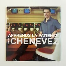 DANIEL CHENEVEZ de NIAGARA : APPRENDS LA PATIENCE ♦ Neuf - CD Single ♦