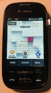 READ 1ST Gravity Q SGH-T289 - Brown Cell Phone Fast Ship NEW Test Unit