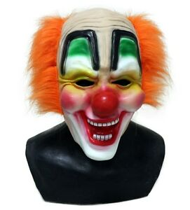 Classique Shawn Crahan Clown Masque Slipknot Shaun Déguisement Latex Halloween