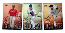 """2000 Fleer MYSTIQUE """"Rookie IPO"""" set  (cards #1-10)"""