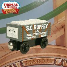 MINT 2004 THOMAS & FRIENDS WOODEN RAILWAY S.C. RUFFEY  ~ LC99074  ~ S C RUFFEY