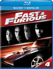 Fast and Furious (2009) [New Blu-ray] Digitally Mastered In HD