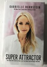 Super Attractor by Gabrielle Bernstein 2019 Hardcover