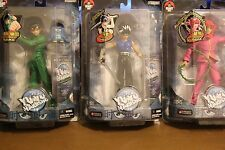 • Yu Yu Hakusho Series 1 Set • Sealed figure toys Hiei/Yusuke/Kurama